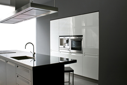 Paint Your Kitchen Black