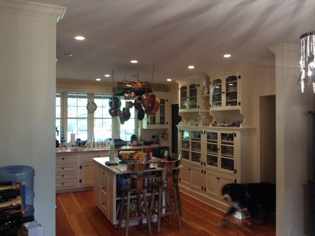 Kitchen Cabinet Renovation Pound Ridge Painting Co