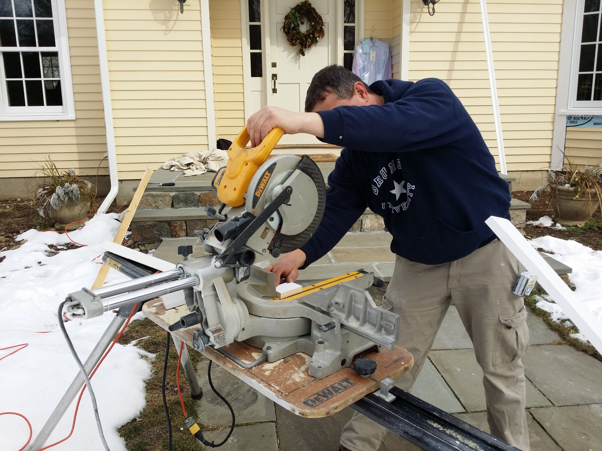 Pound Ridge Painting Contractor - Carpentry Painting Contractor
