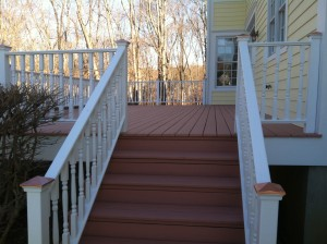 Deck Repair and Replacement