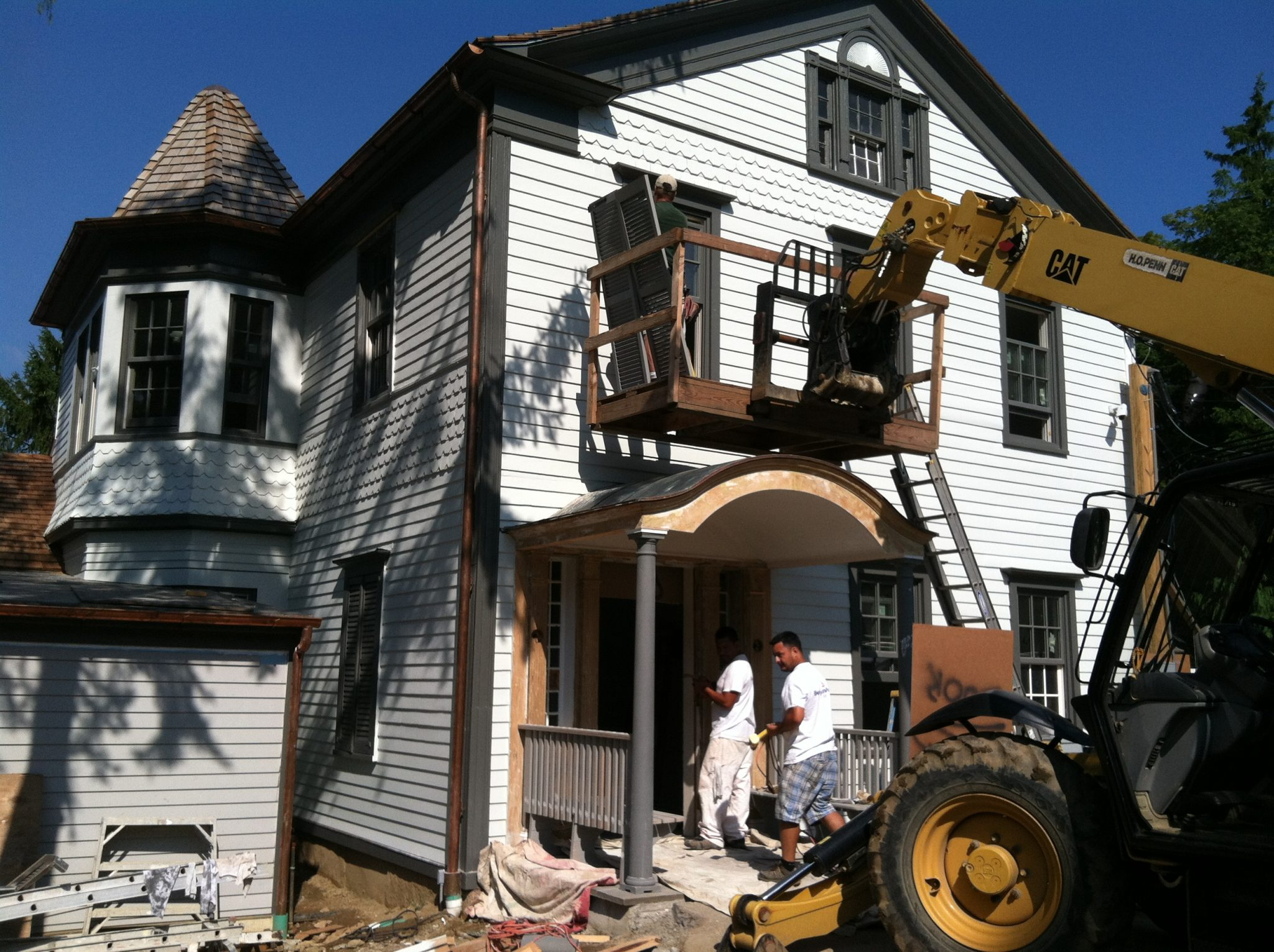 Pound Ridge Painting Contractor - Carpentry