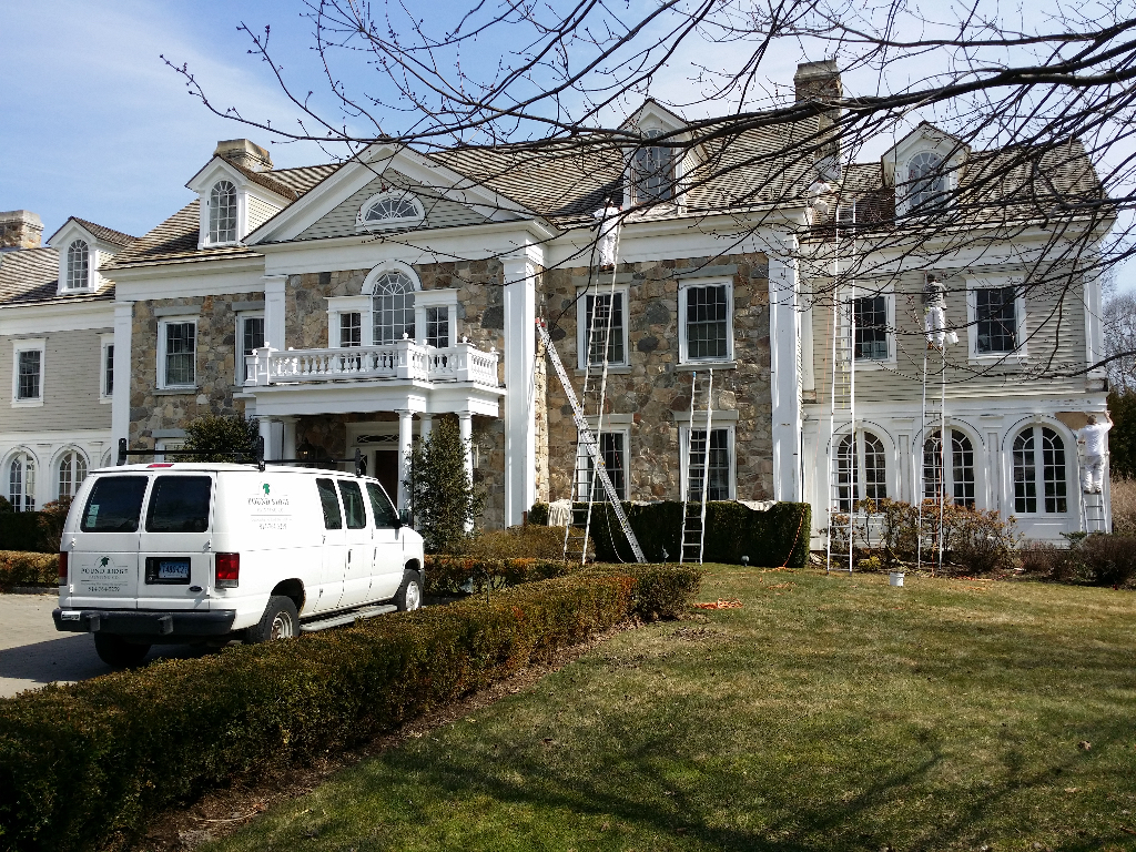 Pound Ridge Painting - House Painting Contractor - New Canaan CT