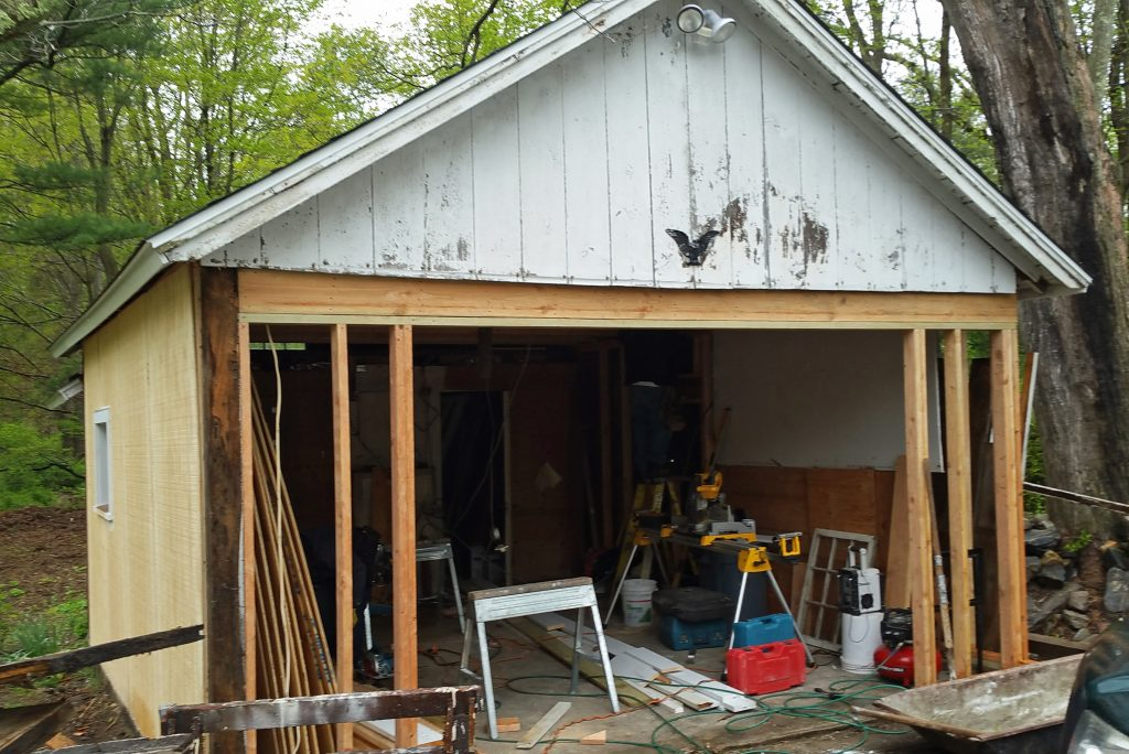 Pound Ridge Painting Co Carpentry Repair