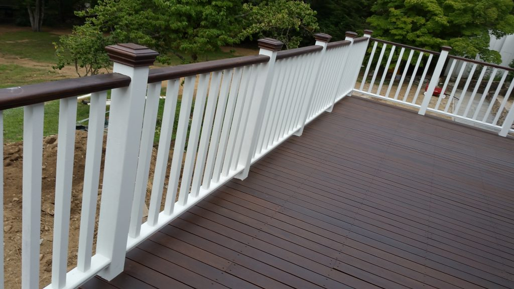 Deck staining pound ridge painting company westchester county ny and fairfield county ct for What is the best exterior paint for decks