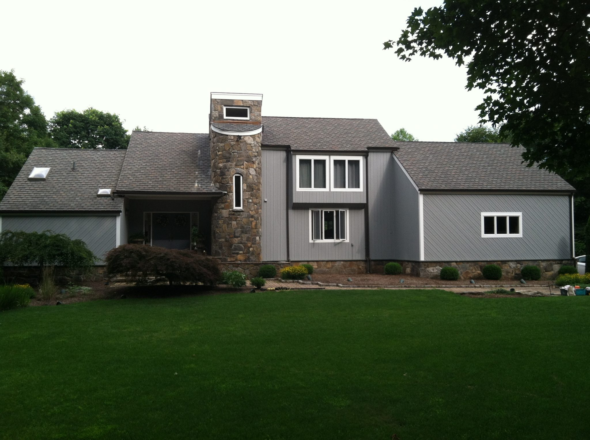 Exterior Painting Gallery - Pound Ridge Painting Co. Professional ...
