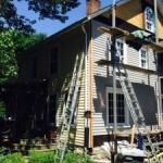 exterior siding replacement
