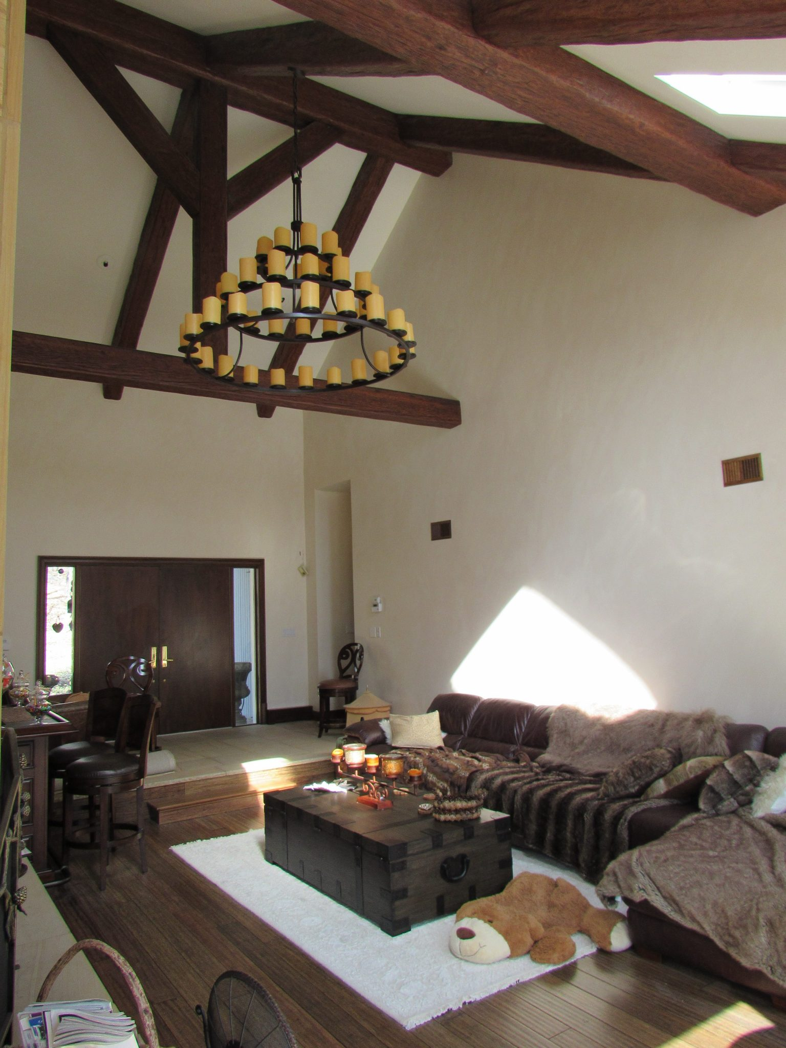 rustic interiors interior painting