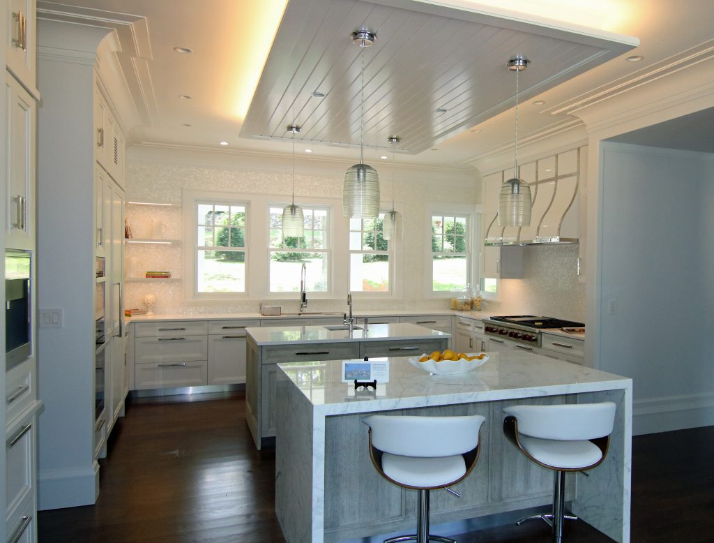 Pound Ridge Painting Company Interior Kitchen Cabinets