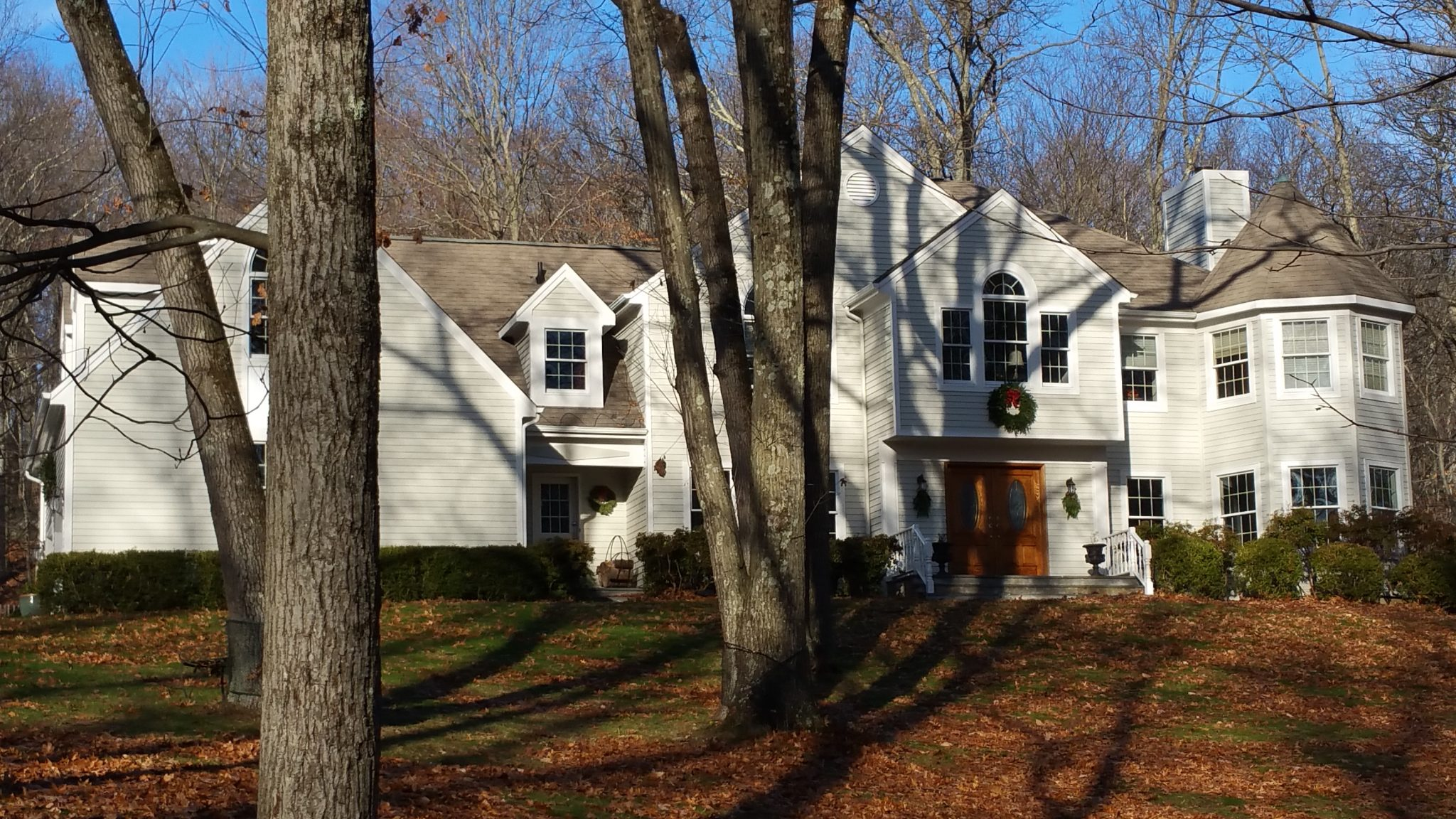 exterior painting Pound Ridge, NY