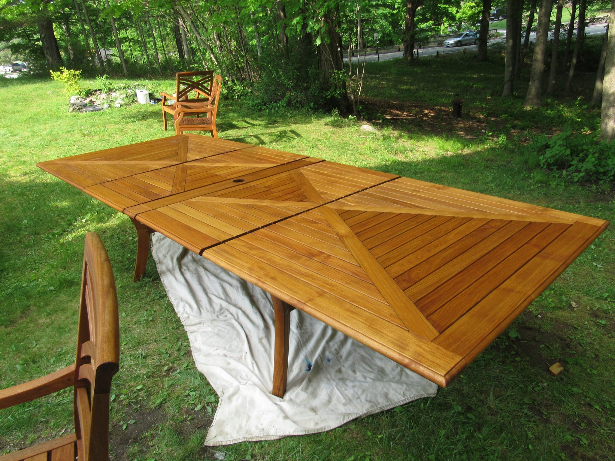Pound Ridge Painting Co. Can Make Your Home Its Very Best. Contact Us To  Rejuvenate Your Deck And Teak Furniture Before All Of Your Summer  Activities Begin!