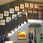 Foyer Wallpaper Pound Ridge NY