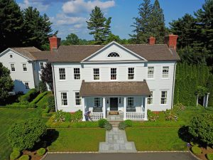Exterior Painting New Canaan