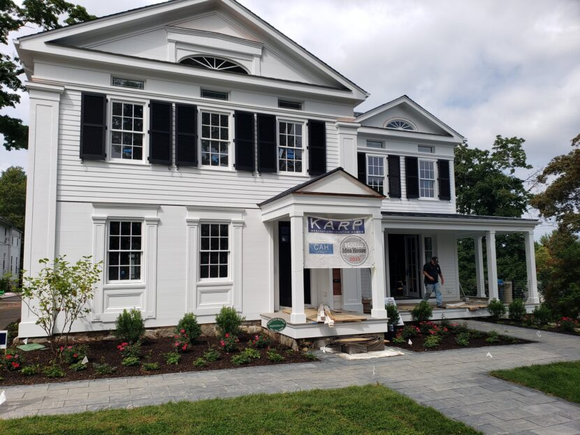 New Canaan Idea House A-List Award Winner
